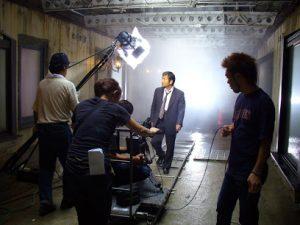 映像制作の現場写真